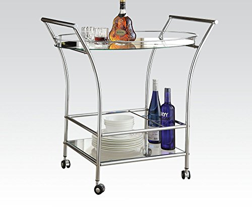 Clear Vanity Table