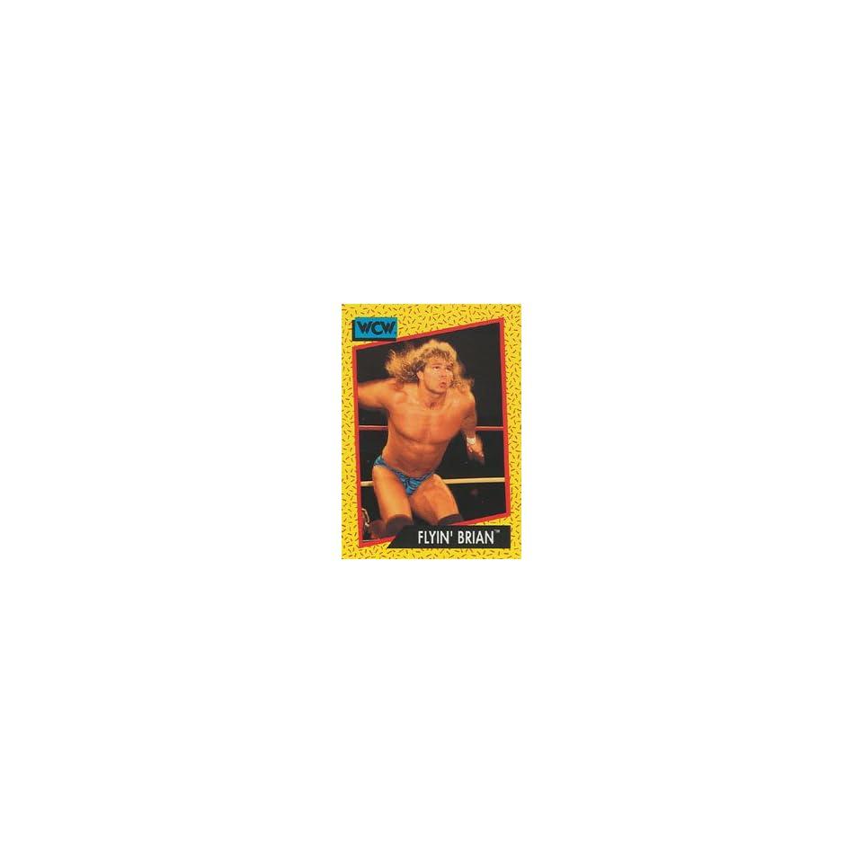 1991 WCW Impel Wrestling Trading Card #56  Brian Pillman