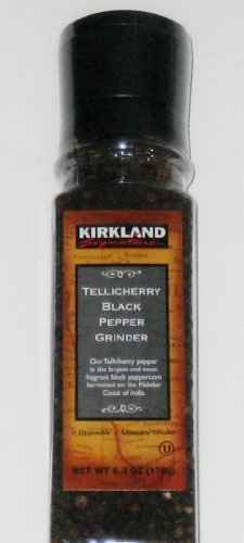 Kirkland Signature 6.3 Oz Tellicherry Black Pepper