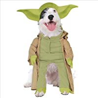 Star Wars Yoda Dog Costume(Large-As Shown) by Rubies Costume Company