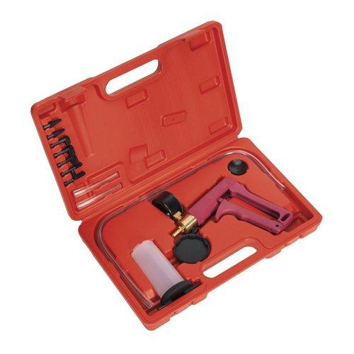 Sealey VS4022 Vacuum Tester and Brake Bleeding Kit