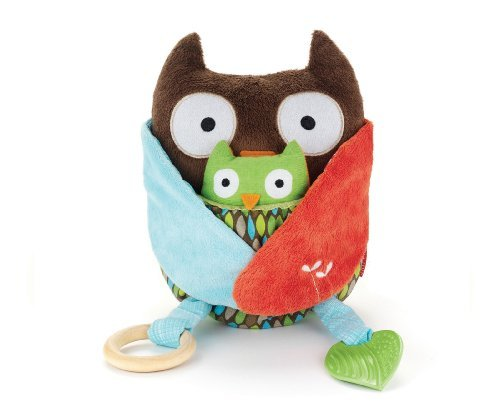 Skip Hop Hug And Hide Activity Toy, Owl Color: Owl Toy, Kids, Play, Children front-732475