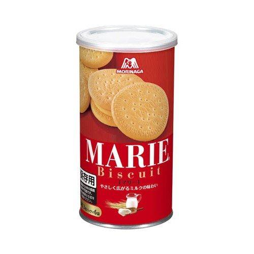 森永製菓 マリー 保存缶 18枚入