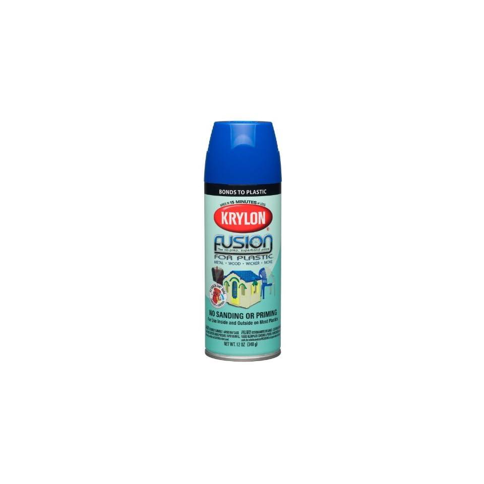 Krylon K02321000 Fusion For Plastic Aerosol Spray Paint