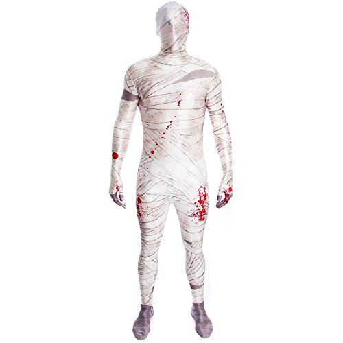 Mummy Morphsuit Kids Costume