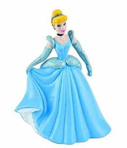 12487 - BULLYLAND - Walt Disney Figurine Cendrillon