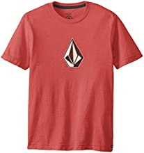 Volcom Big Boys39 Say When Short Sleeve T-Shirt