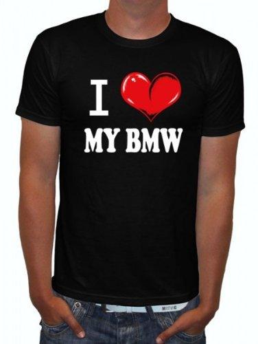 I love my BMW FUN Herren T-Shirt