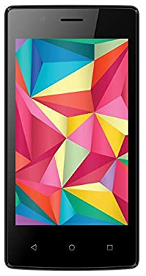 Intex Aqua Wing (Black, 8 GB)