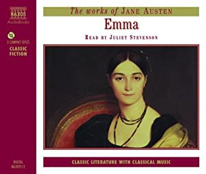 Emma Classic Fiction by Naxos AudioBooks