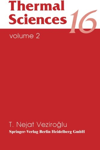 Thermal Sciences 16: Proceedings of the 16th Southeastern Seminar Volume 2