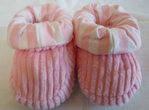 Soft Touch Baby Bootees