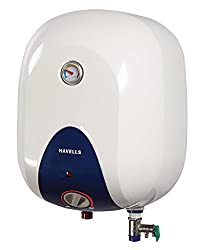Havells Bueno 15-Litre Storage Water Heater (White and Blue)