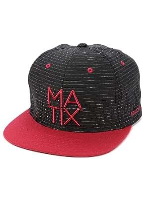 Matix Bull Pin - Casquette - Homme - Noir - Taille Unique