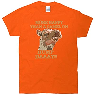 More Happy Than A Camel on Humpday T-Shirt