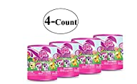 My Little Pony Fash'Ems (choices may vary) Blind Pack Capsule – 4 Pack (4 Capsules per order)