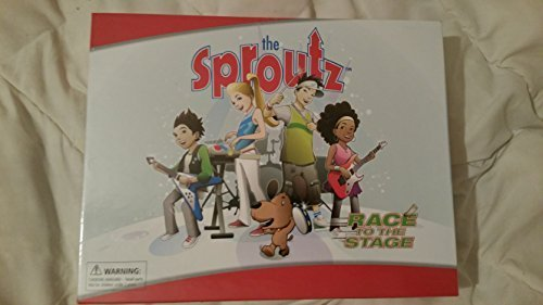 The Sproutz Race to the Stage Game NIP Sealed by Omnitrope