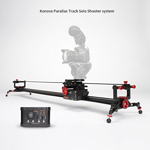 Konova Parallax Track Solo Shooter system with K2 100cm(39.4