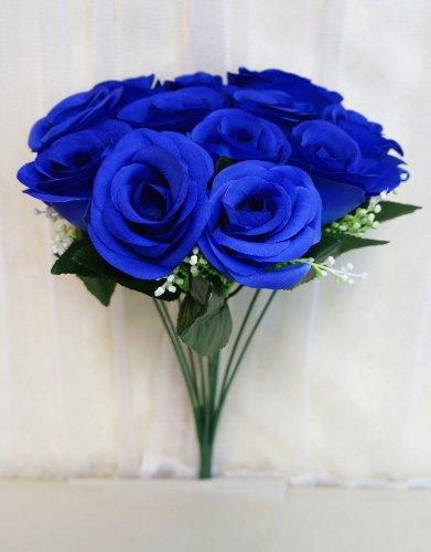 Sweet Home Deco 14   One Dozen Sweet Roses Silk Ar…