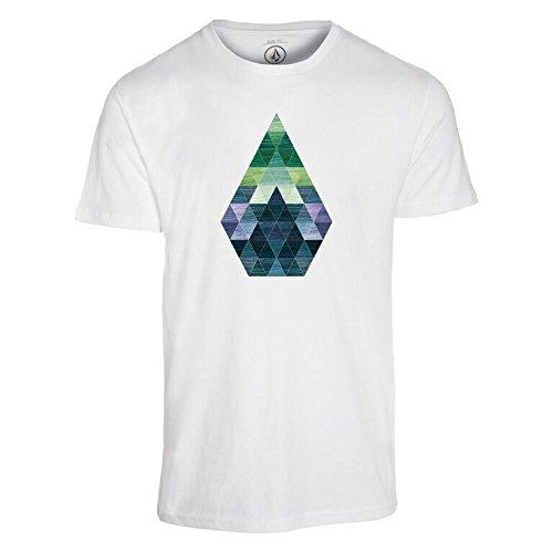 Volcom Prism BSC S/S-Maglietta a maniche corte da uomo