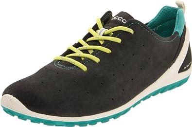 (暴抢)ECCO BIOM Lite 1.2 爱步2012新品健步轻巧系列女款真皮休闲鞋 灰 $59 第三方