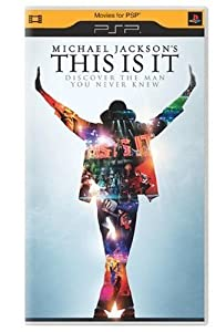 Michael Jackson: This Is It [UMD for PSP]