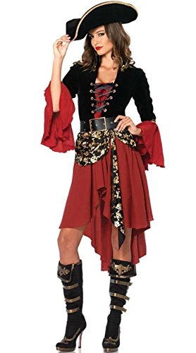 DoLoveY Pirate Costumes Lingeire Cosplay Outfit Halloween