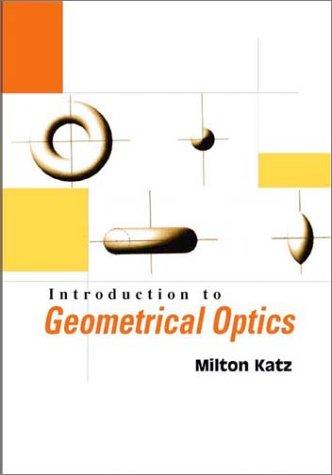 Introduction To Geometrical Optics