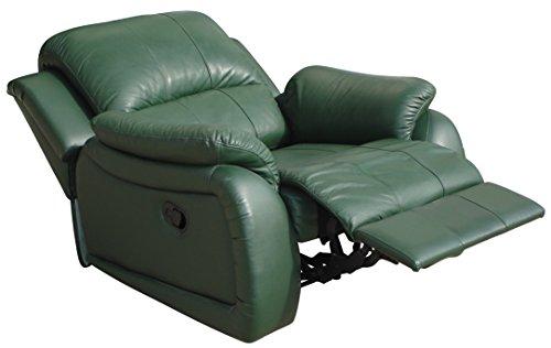 Leder-Schlafsessel-Bettsessel-Relaxsessel-Fernsehsessel-5129-1-grn