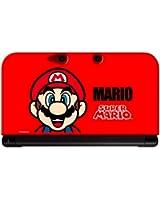 Coque de protection en silicone 'Super Mario' pour 3DS XL
