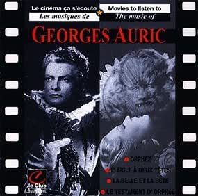 Music of Georges Auric