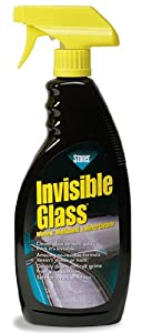 Stoner 92166-6PK 'Invisible Glass' Glass Cleaner - 22 oz., (Pack of 6) by Stoner