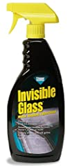 Stoner 92164 Invisible Glass for Window Windshield and Mirror
