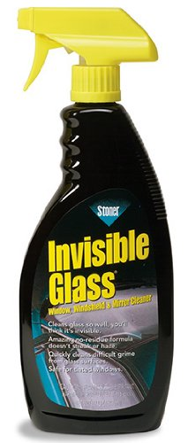 Stoner 92164 Invisible Glass for Window, Windshield
