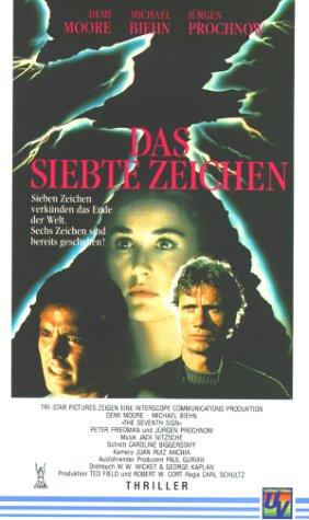 Das siebte Zeichen [VHS]