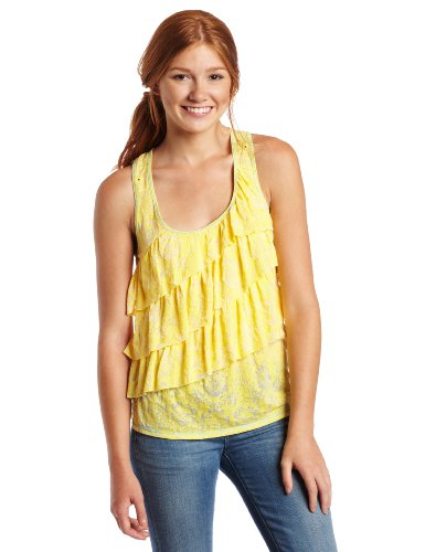 Jolt Juniors Tiered Tank