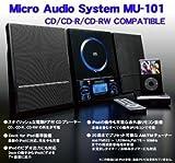 CEC 「マイクロオーディオシステム」 iPod用AVドック付き MU-101