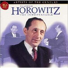 CD アーティスト・オブ・ザ・センチュリー:世紀の名演奏家1 ホロヴィッツの商品写真