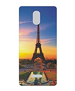 Techno Gadgets Back Cover for Gionee P7 Max