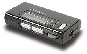 Creative MuVo Micro N200 1 GB MP3 Player Black