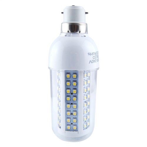 Jambo High Quality Ten Pieces Warm White Evenly B22 60 Smd 3528 Led 280Lm Corn Light Spotlight Lamp Bulb Lighting