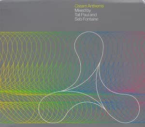 Cream Anthems - mixed by Tall Paul and Seb Fontaine