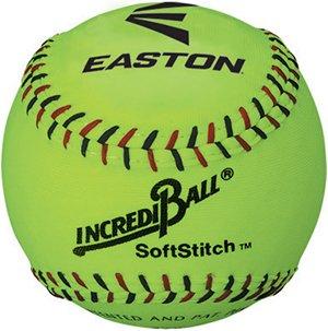 "Case w/ Quantity of 12 Easton Softstitch 12"" Neon Stitch"