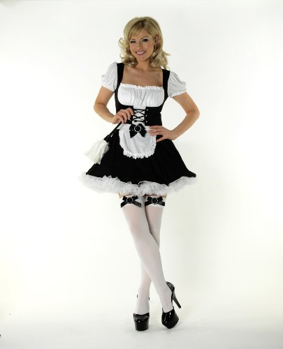 Sofias-Closet-Womens-Corset-French-Maid-Fancy-Dress-Full-Outfit-Sexy-GW2386