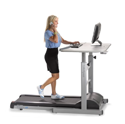 LifeSpan TR800-DT Treadmill Desktop (2013 Model)