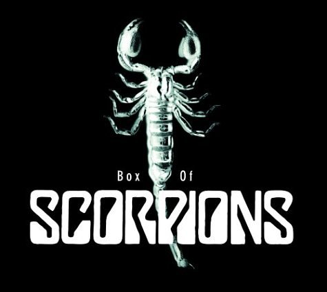 Scorpions - Box Of Scorpions - Zortam Music