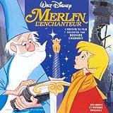 echange, troc Bof - Merlin l'enchanteur - L'Histoire racontée