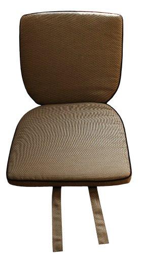 6-x-Bezge-fr-Sitz-Rckenkissen-von-MBM-Serie-Medici-Farbe-sandmit-EingriffBezug-fr-Polster-z-B-fr-Garen-Terrassensthle