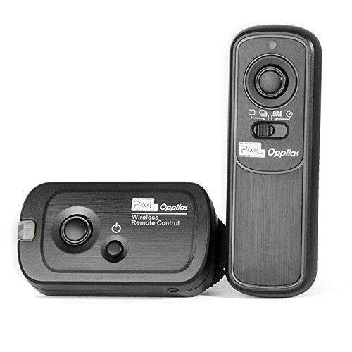 Pixel 2.4g Digital Wireless Remote Shutter Release Cable E3 for Canon, Pentax, Samsung, Contax, Sigma, Hassleblad Cameras, Replaces Canon RS-60E3 (Canon Sx50 Hs Remote compare prices)
