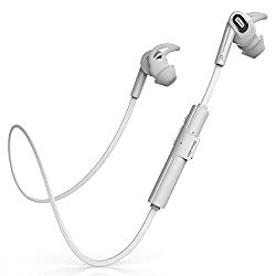 Bluedio M2 Wireless Bluetooth 4.1 Headset Stereo Earphone Sport Headphone earbuds/earphone in-ear music earphone Built-in microphone Sweat proof Retail-Gift package - White